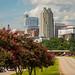Raleigh Skyline by Jon Warta