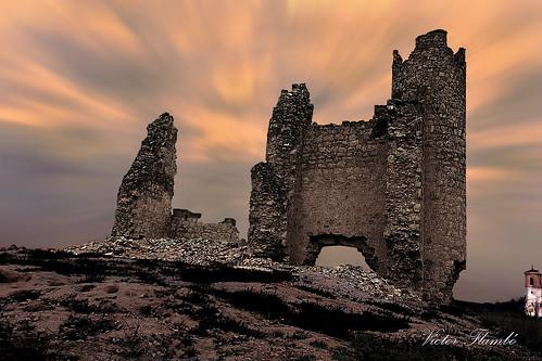 Ruinas del Castillo de Caudilla