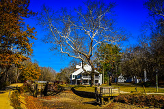 Great Falls Tavern Visitor Center - C&O Canal National Park - Great Falls MD