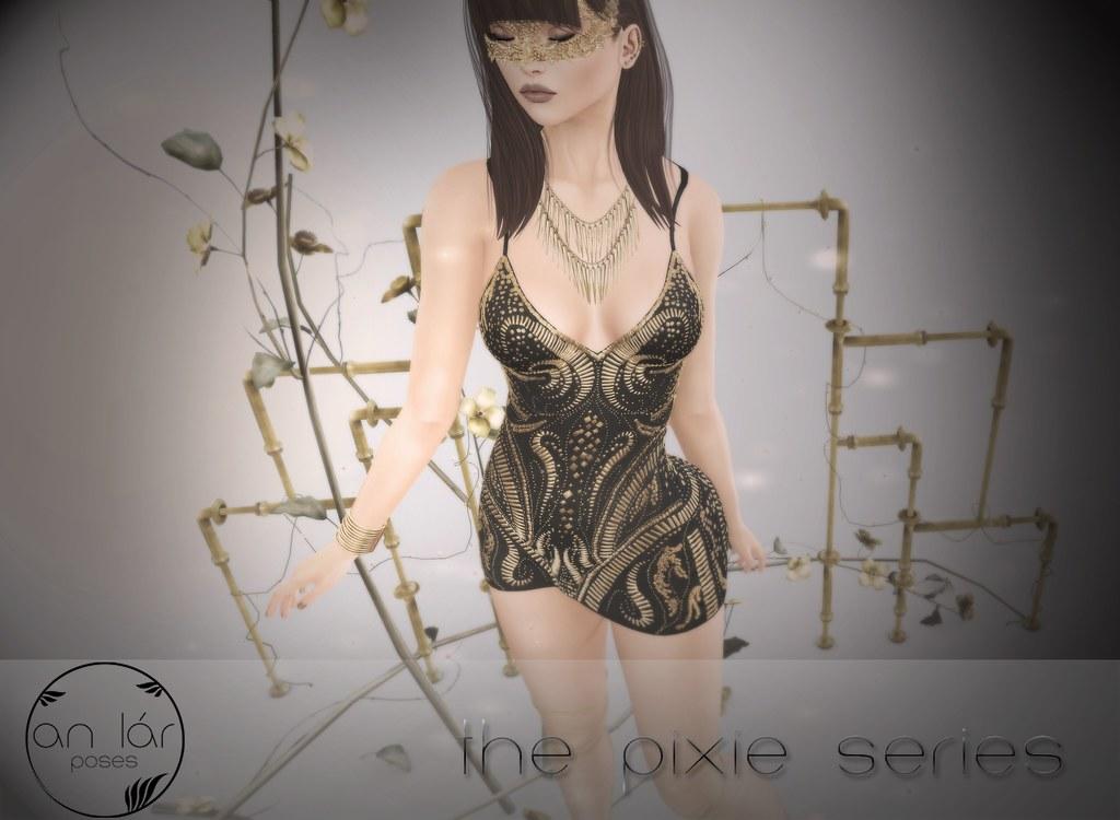 an lár [poses] The Pixie Series - SecondLifeHub.com