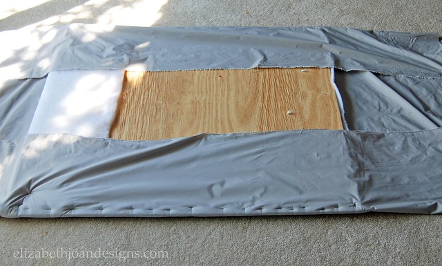 Building a Twin Bed Frame & Headboard