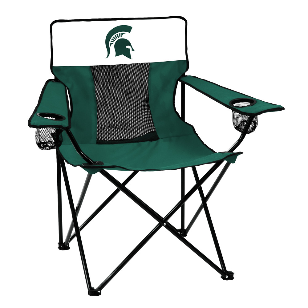 Michigan State Elite TailGate/Camping Chair
