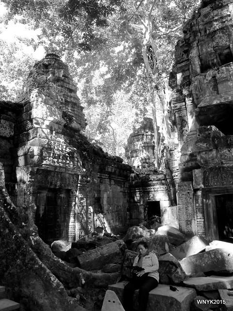Temple Ruins I