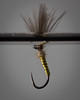 #18 Olive quill emerger