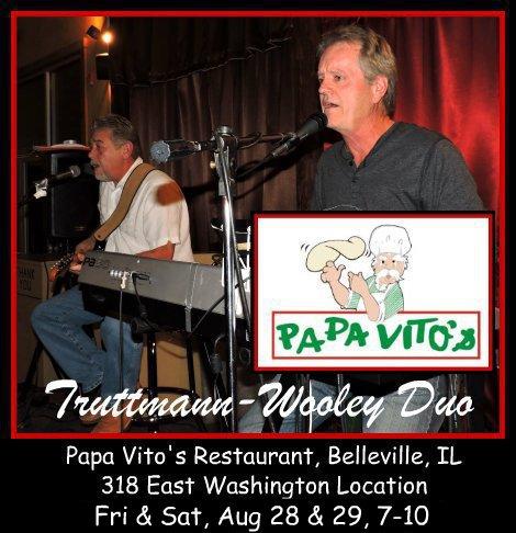 Truttmann-Wooley Duo 8-28, 8-29-15
