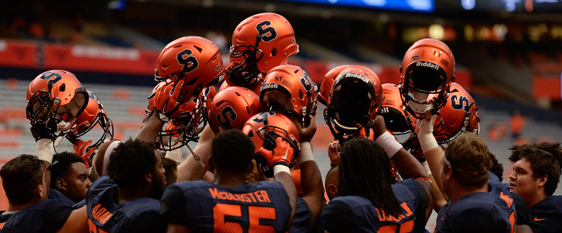 Syracuse University vs. University of Rhode Island