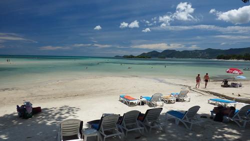 kohsamui chaweng beach