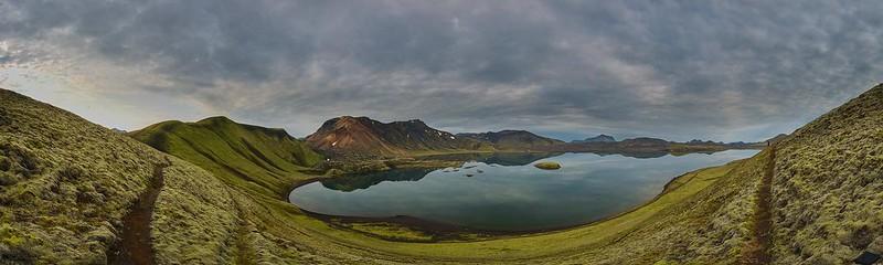 Frostastaðavatn - Landmannalaugar