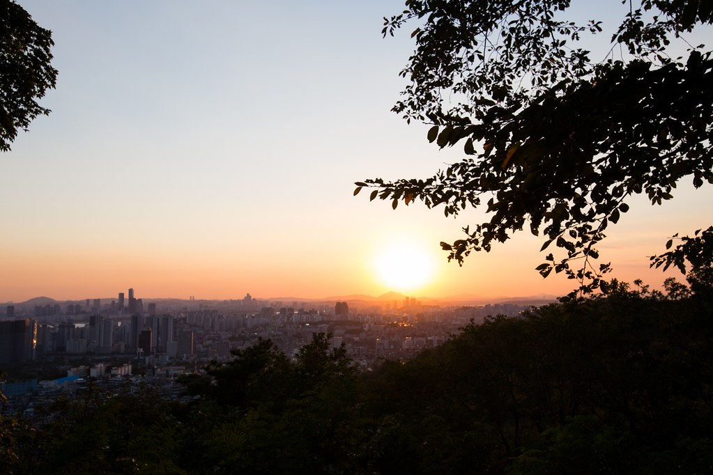 Sydkorea Seoul