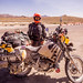 DSC02472 - Loaded KLR 650 Motorcycle - Burning Man 2015