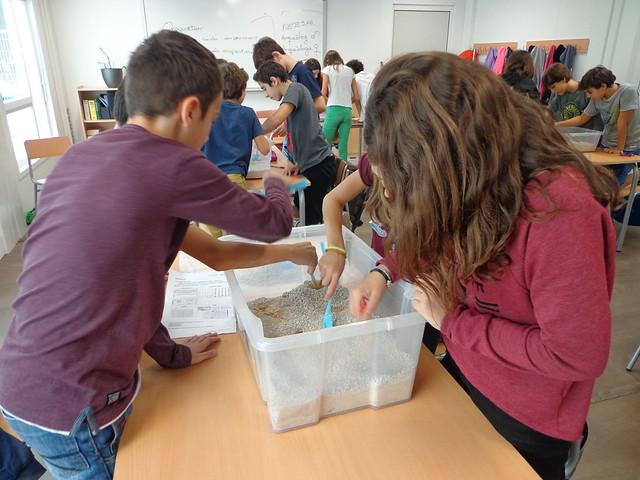 Arqueologia a classe 14-10-2015