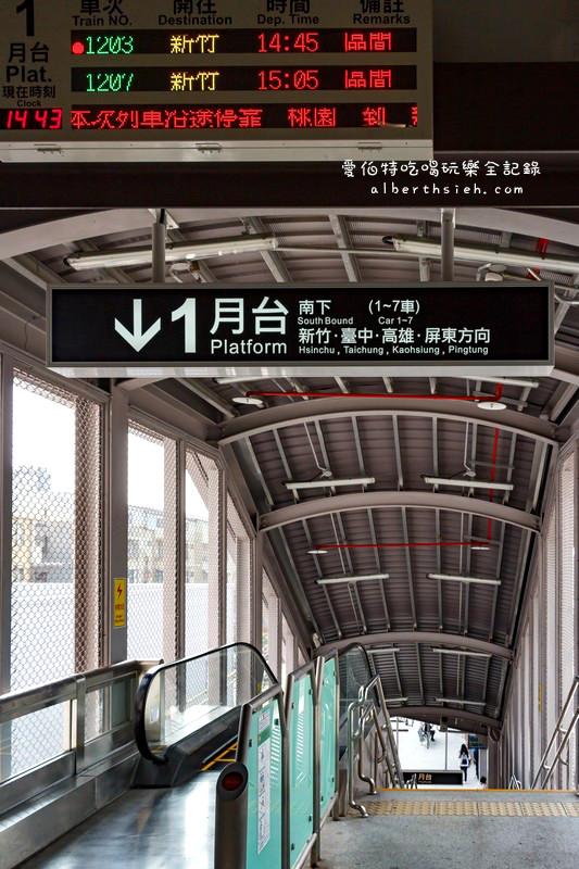 桃園區.台鐵桃園火車站(擁有53年歷史台灣第二大站之新舊世代交替)