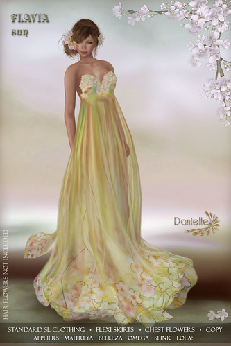 DANIELLE Flavia Sun