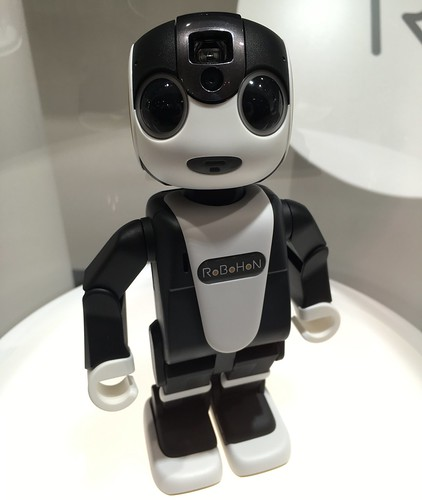 RoBoHon, SHARP 11