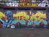 2Rise graffiti, Leake Street