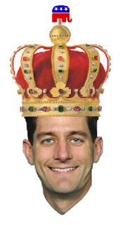 Paul Ryan Wants Job Security, Weekends Off