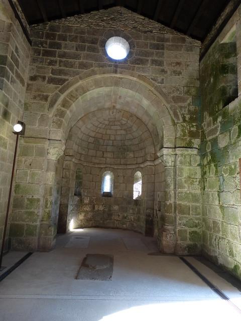 Monasterio de San Xoán de Caaveiro en las fragas do Eume