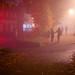 Foggy Light by Che-burashka