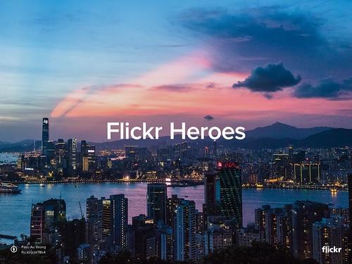 Flickr Heroes, November 2nd, 2015