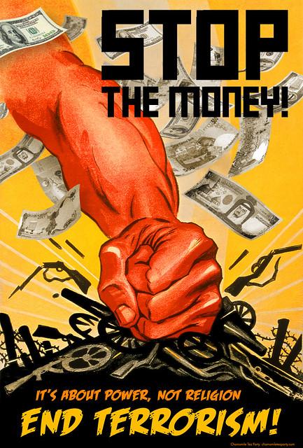 STOP THE MONEY!
