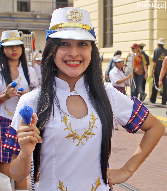 Fiestas patrias Panamá 2015