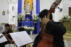 Presentación Escuela de Música por Santa Cecilia