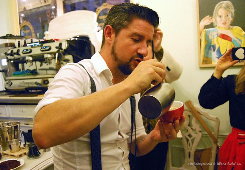 Coffe tasting masterclass