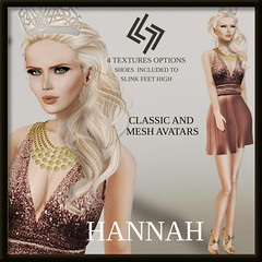 LEGENDAIRE PLL HANNAH DRESS WITH HEELS CLASSIC AND MESH AVIS