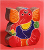 Ganesha piggy bank