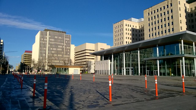 Federal Building Centennial Plaza