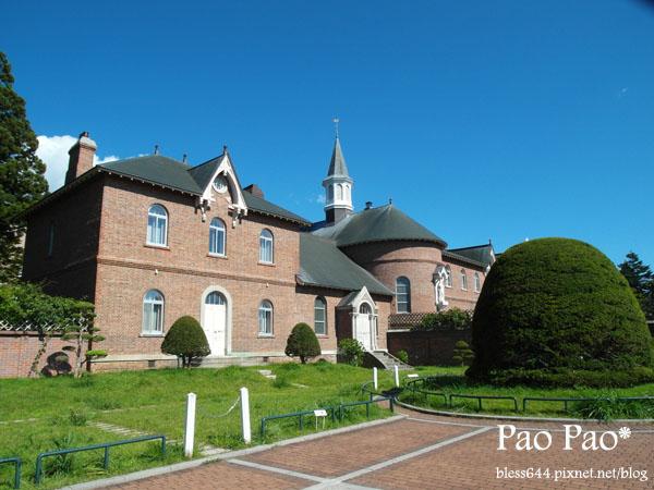 北海道-函館朝市、金森倉庫洋物館、女子修道院
