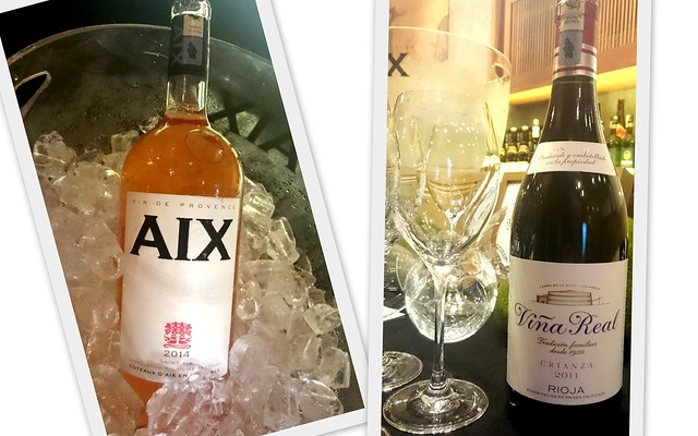gyukingu yakiniku sri hartamas launch straits wine aix french wine cvne spanish wine angeltini booze blogger alcohol malaysia