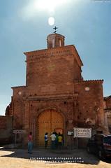 Puerta de Belchite (Zaragoza, España)