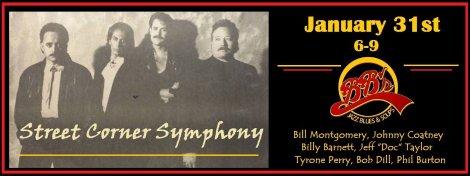 Street Corner Symphony Reunion 1-31-15