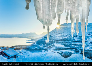 Sweden - Lapland and its frozen winter paradise