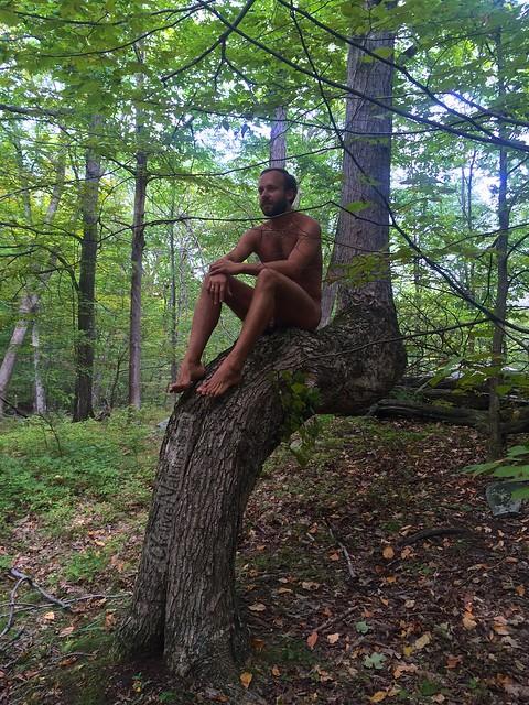 naturist 0001 Harriman State Park, NY, USA