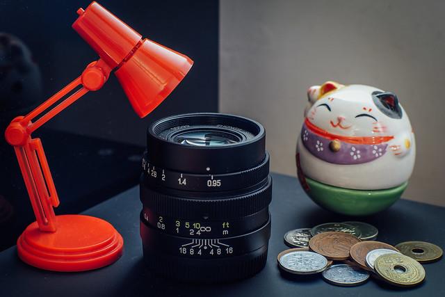 25mm f/0.95 Mitakon Speedmaster|中一光學 Zhongyi