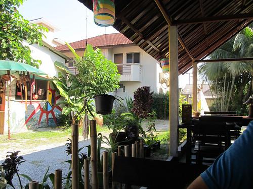 """Chiang Rai: petit déj à """"The Shaman"""""""