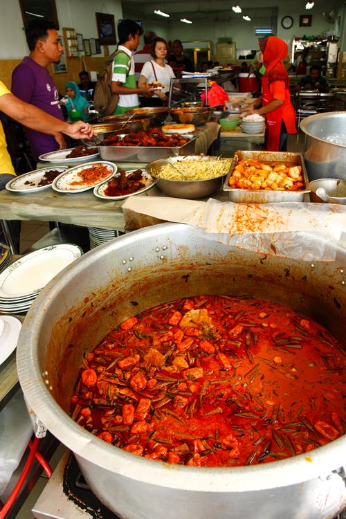 Fish Head Curry Restoran ZK