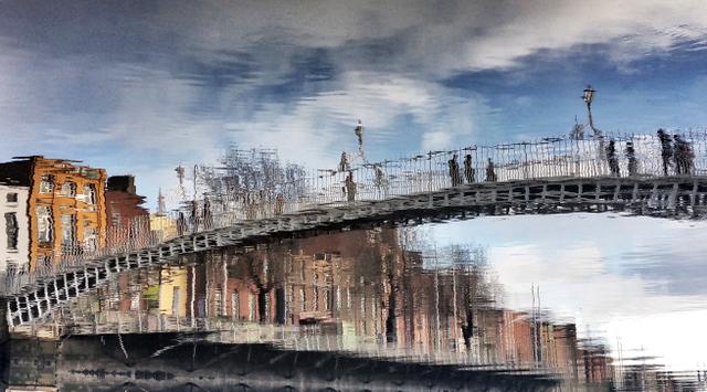 H'penny Bridge Dublin