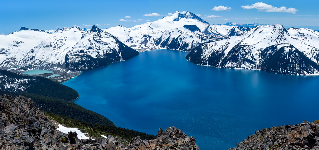 Garibaldi Lake, Panorama Ridge