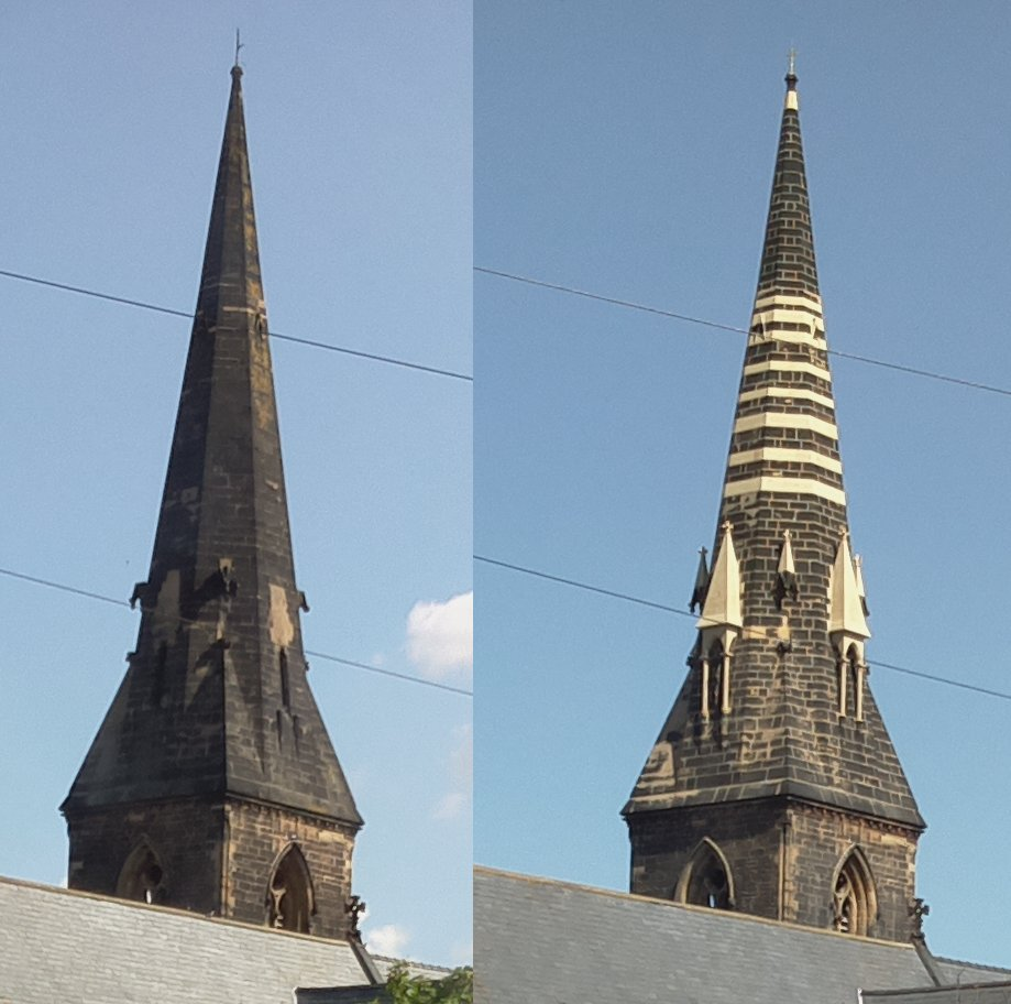St James, New Brighton - Lloyd Evans Prichard
