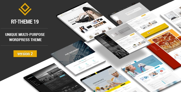 RT-Theme 19 v2.3.2 - Responsive Multi-Purpose WP