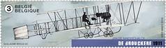 vliegtuigen pr timbres seÌpareÌs OK