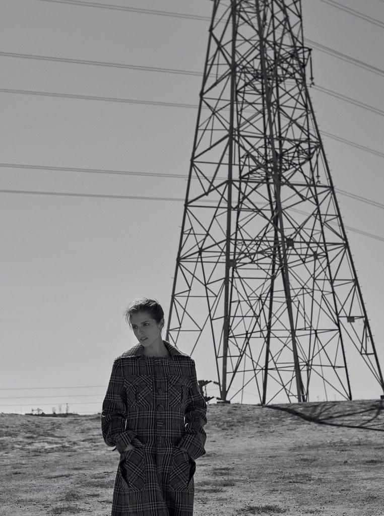 Анна Кендрик — Фотосессия для «InStyle» UK 2016 – 4