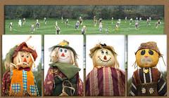Halloween Scarecrows 1