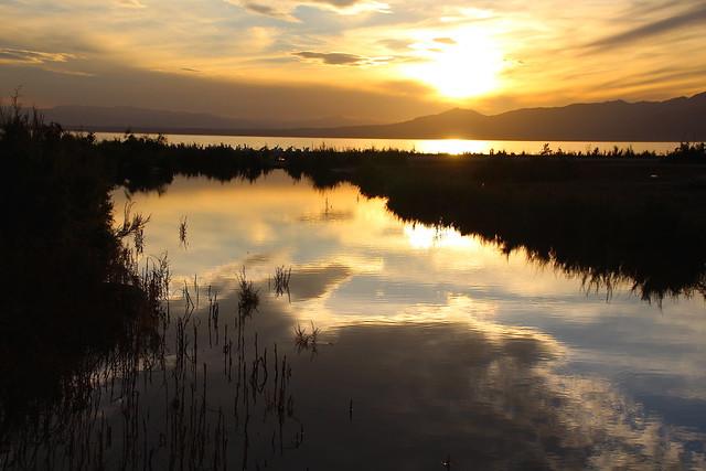 Salt Creek Meets the, Canon EOS REBEL T5I, Sigma 18-250mm f/3.5-6.3 DC OS HSM