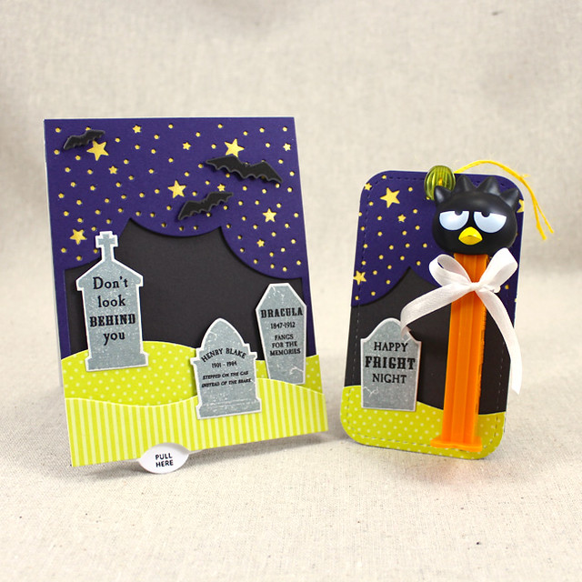 Haunted Headstones Gift Set