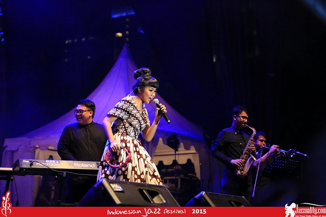 Indonesian Jazz Festival 2015 - Yura(2)