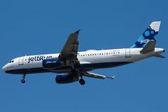 jetBlue | Airbus A320 @ JFK